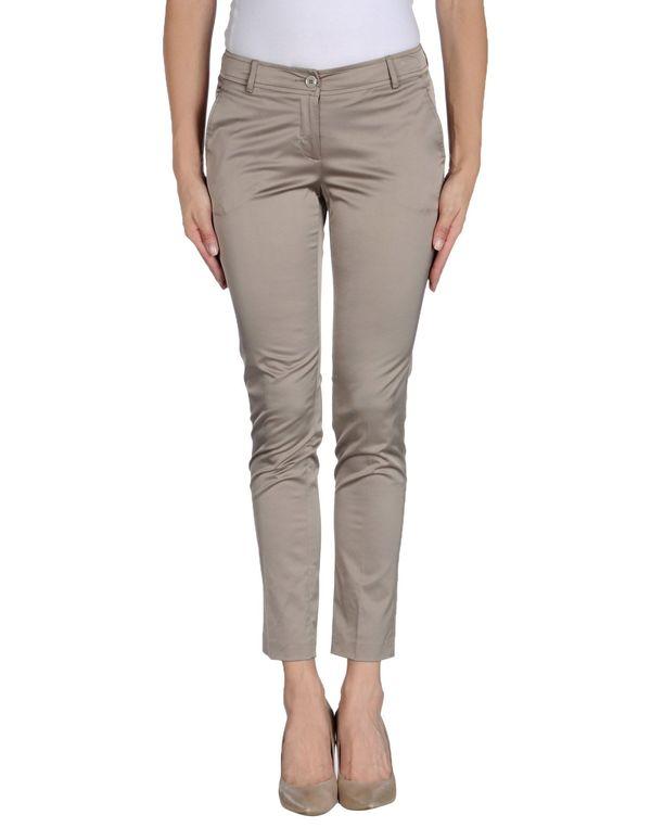 淡灰色 LIU •JO 裤装