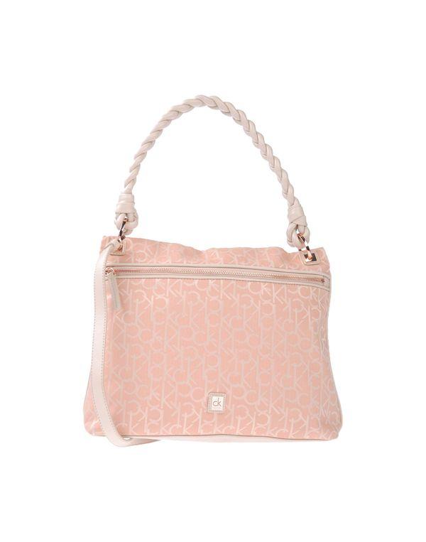 浅粉色 CK CALVIN KLEIN Under-arm bags