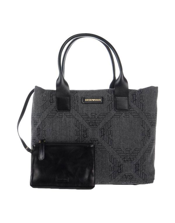 灰色 EMPORIO ARMANI Handbag