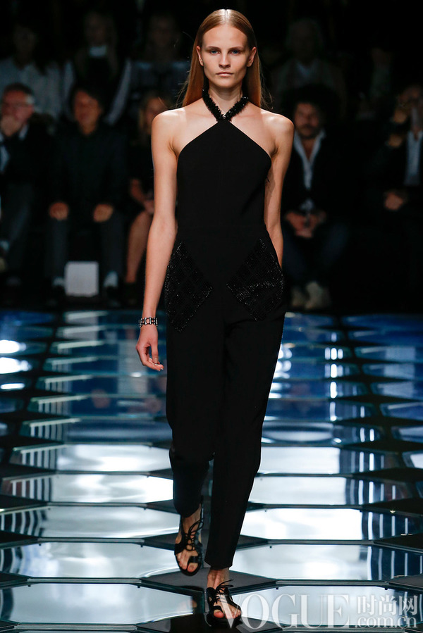 Balenciaga2015春夏时装秀