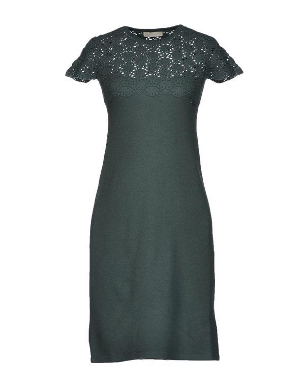 祖母绿 SCERVINO STREET 短款连衣裙