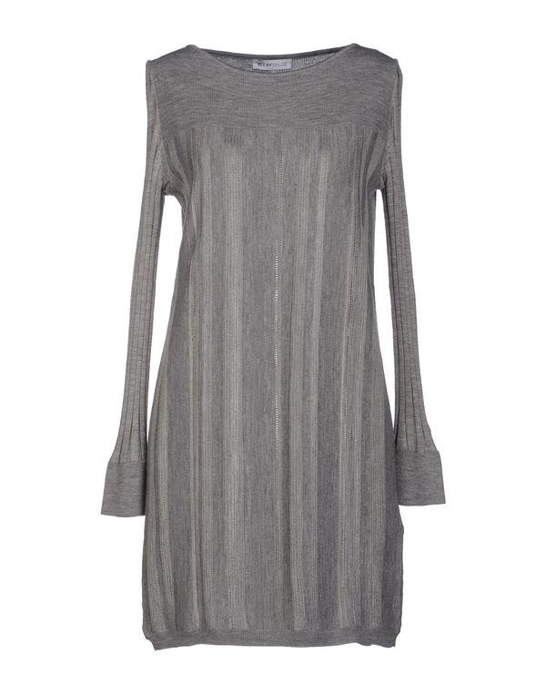 灰色 SEE BY CHLOÉ 短款连衣裙