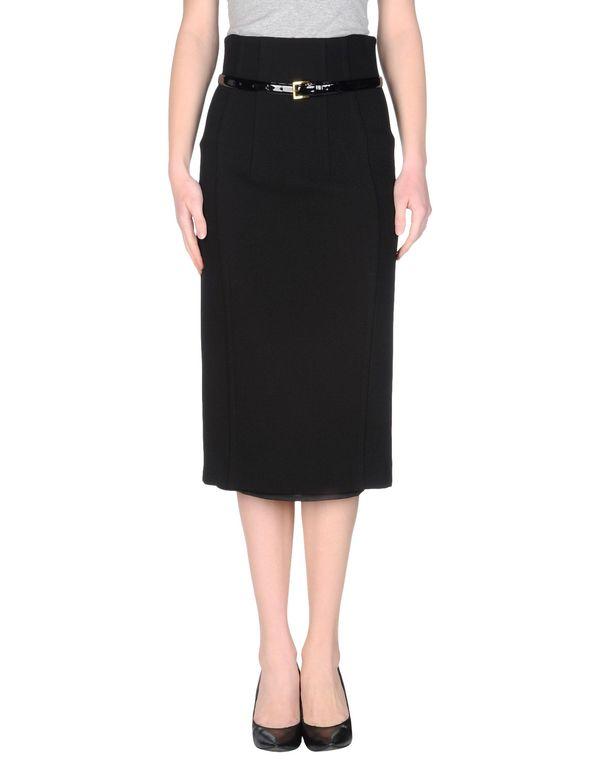 黑色 MICHAEL KORS 半长裙