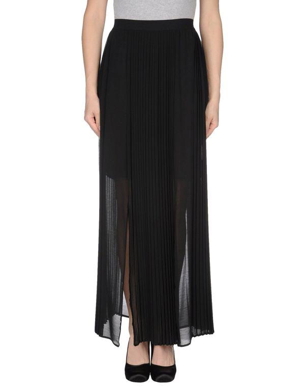 黑色 JUCCA 长裙