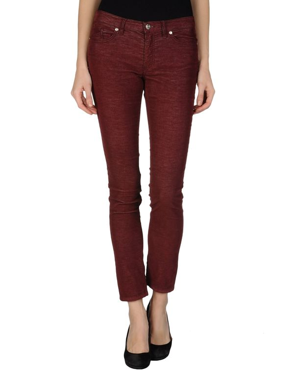 波尔多红 PINKO GREY 裤装