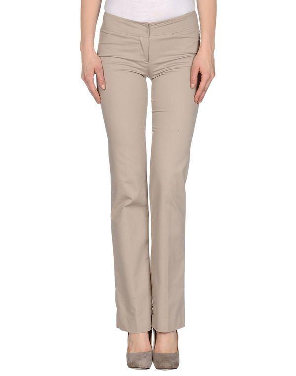 淡灰色 KAOS 裤装