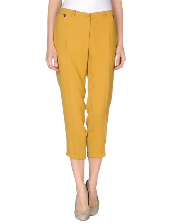 赭石色 ANNARITA N. 裤装