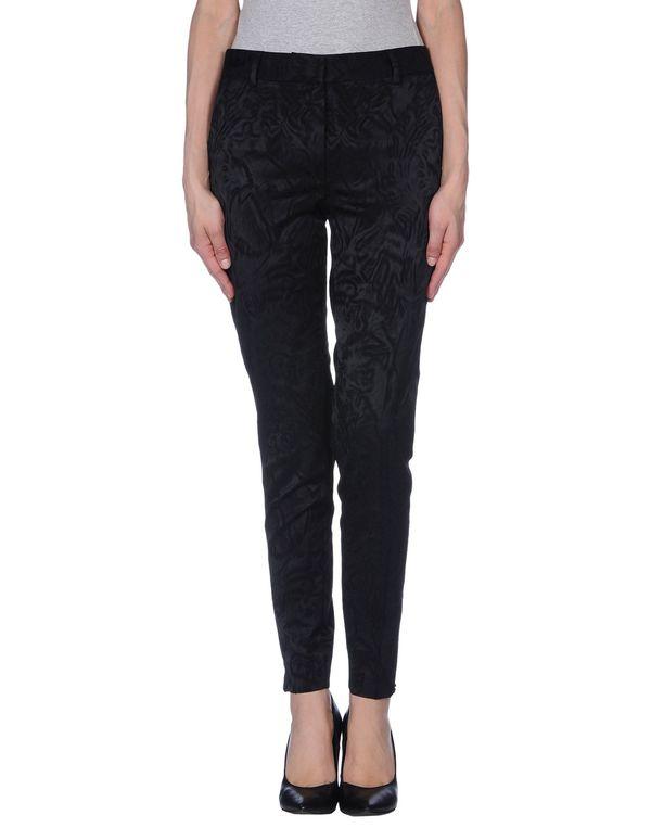 黑色 PAUL & JOE 裤装
