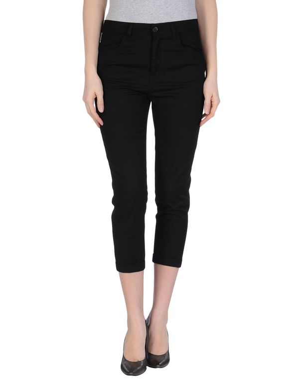 黑色 JUCCA 裤装