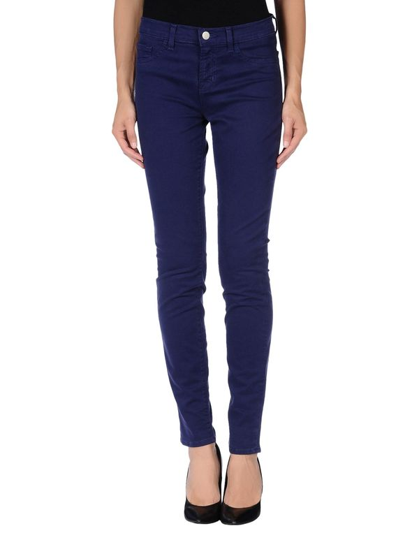 深紫色 J BRAND 裤装