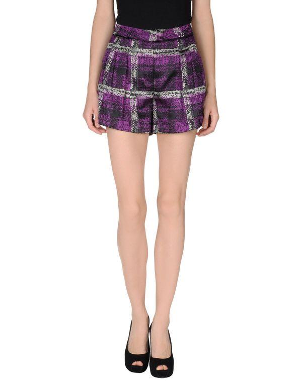 紫色 ALBINO 短裤