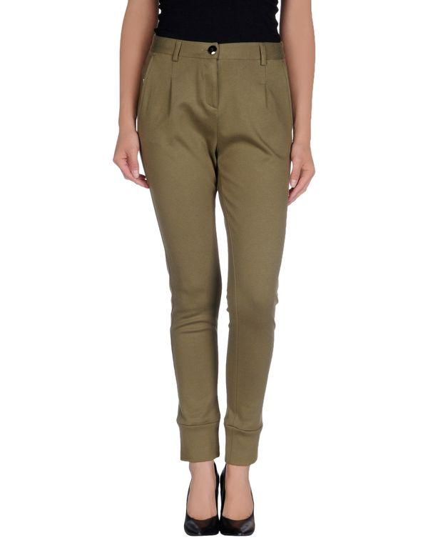 军绿色 PINKO GREY 裤装