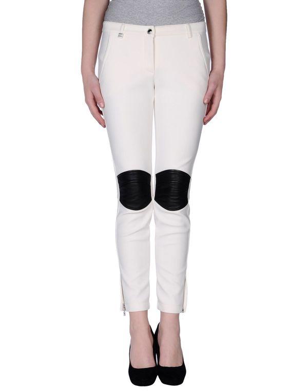 白色 PINKO BLACK 裤装