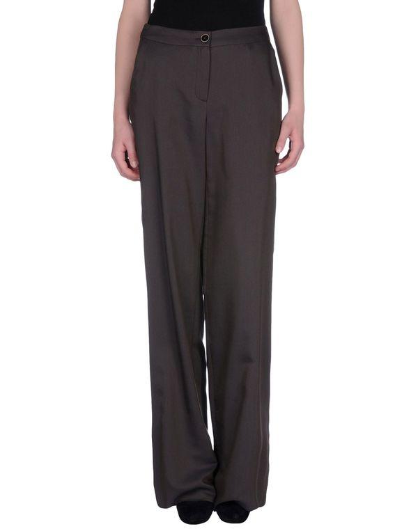 深棕色 PENNYBLACK 裤装