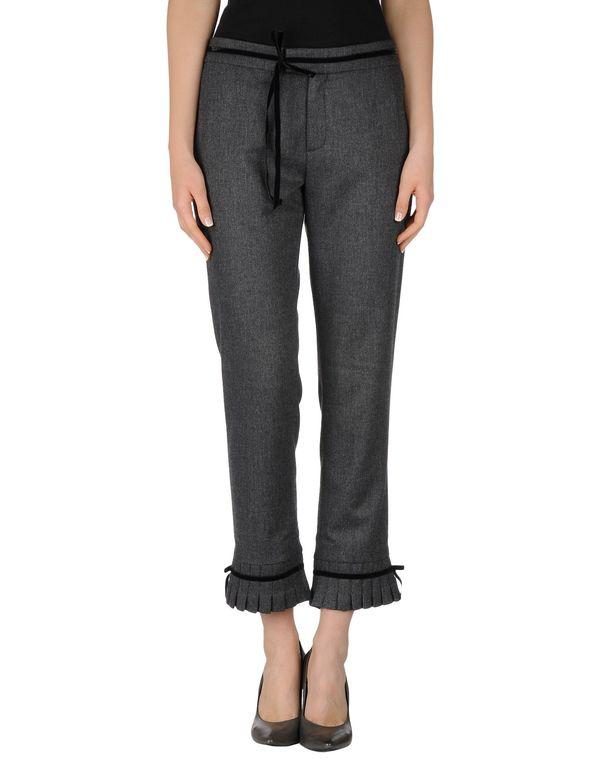 青灰色 REDVALENTINO 裤装