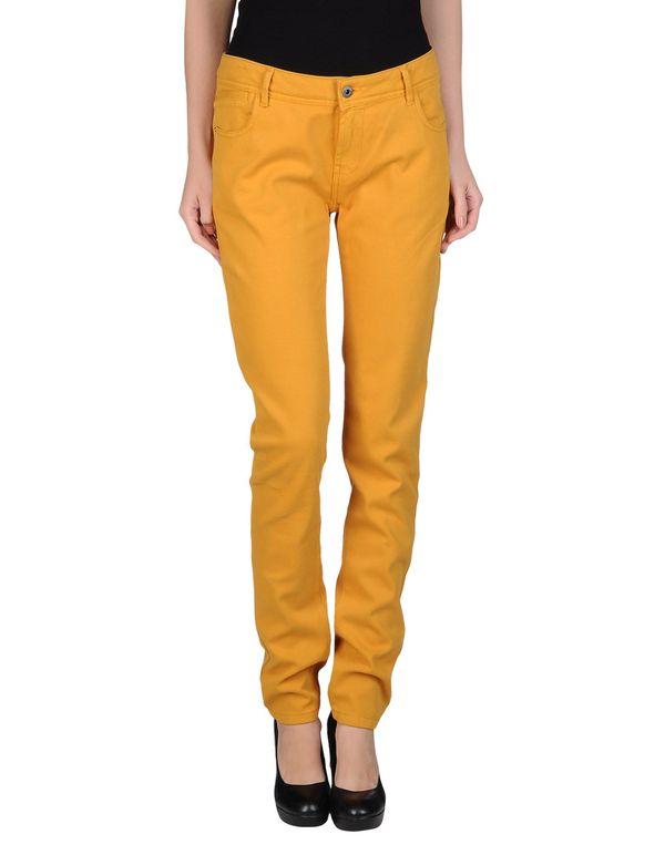赭石色 PIANURASTUDIO 裤装