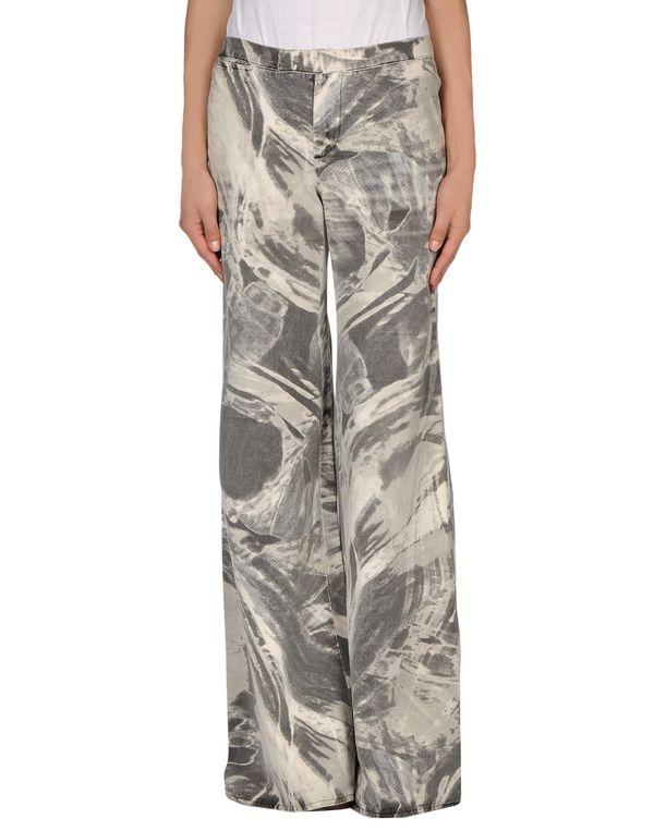 灰色 JUST CAVALLI 裤装