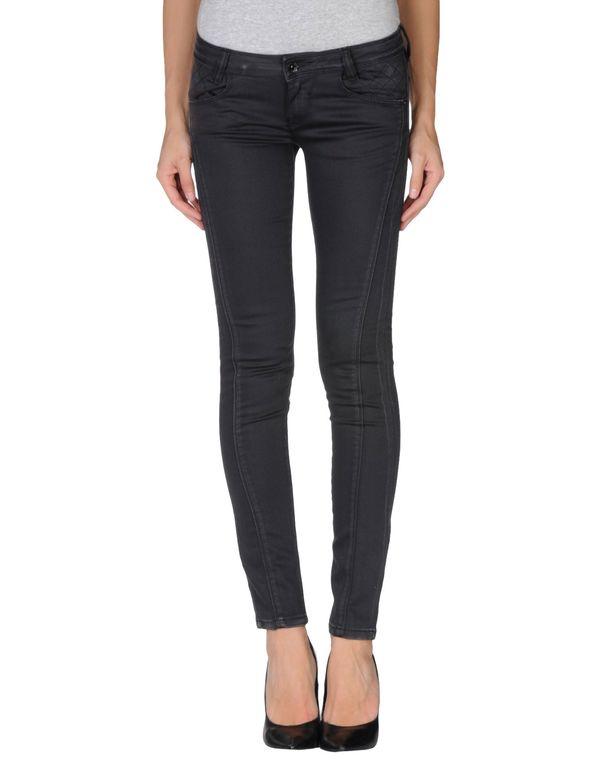 黑色 GUESS 裤装