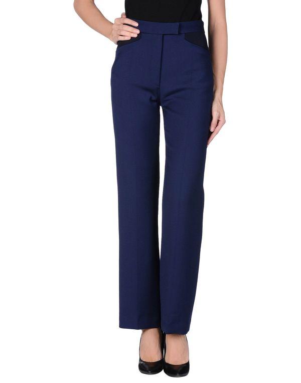 蓝色 BALENCIAGA 裤装