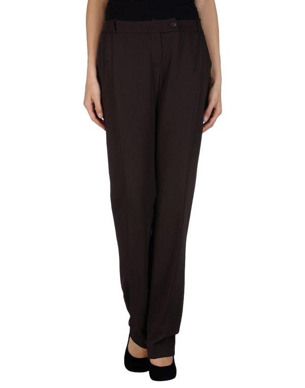 深棕色 LIU •JO 裤装