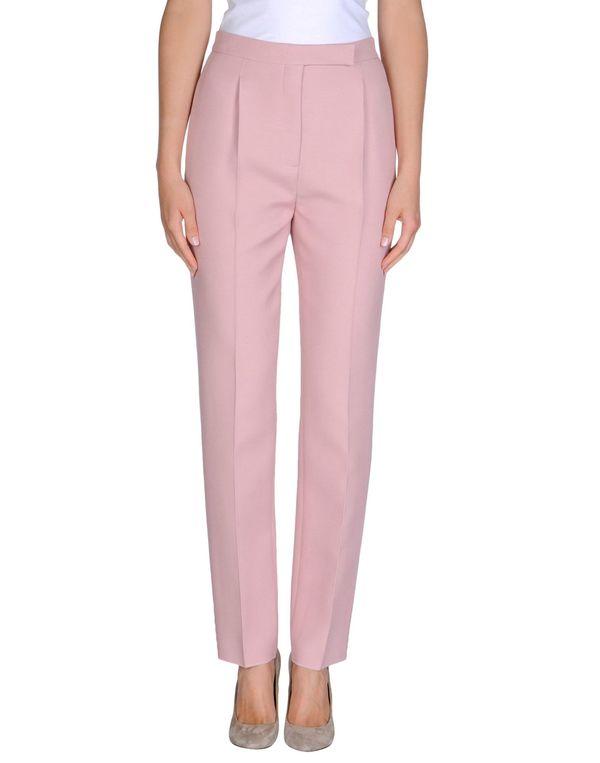 粉红色 VALENTINO 裤装