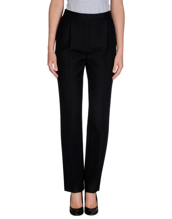黑色 VALENTINO 裤装