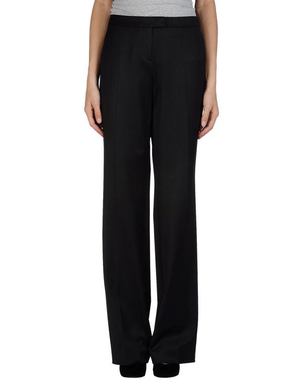 黑色 LES COPAINS 裤装