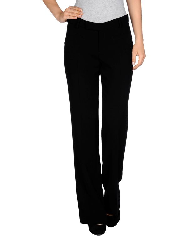 黑色 PAOLA FRANI 裤装