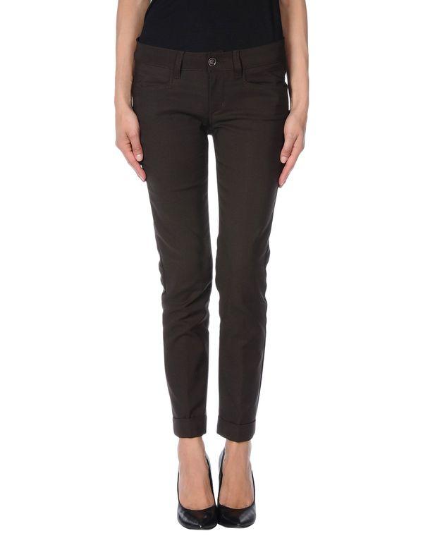 深棕色 LIU •JO JEANS 裤装