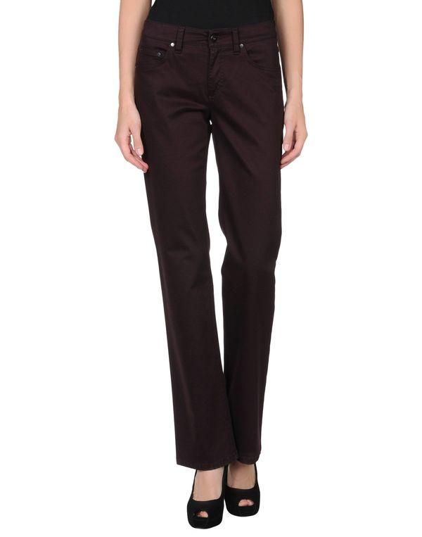 深紫 BOSS BLACK 裤装
