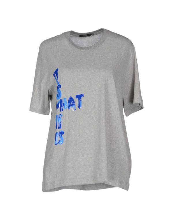 淡灰色 MARKUS LUPFER T-shirt
