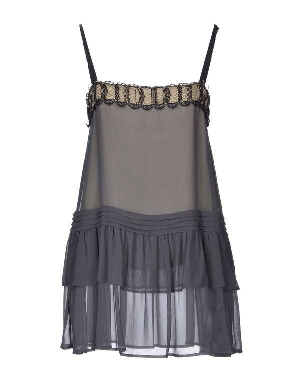 铅灰色 TWIN-SET SIMONA BARBIERI 上衣