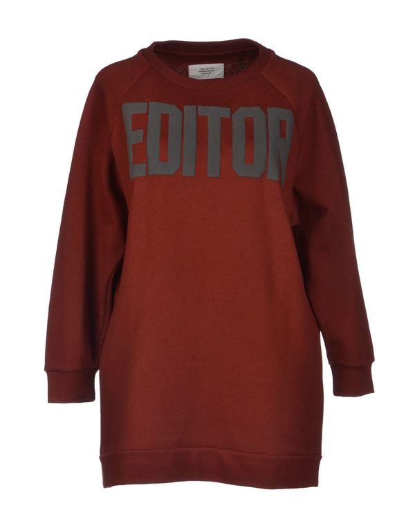 砖红 THE EDITOR 运动服