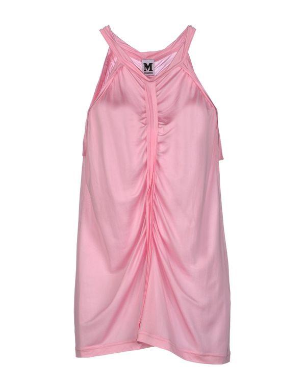 粉红色 M MISSONI 上衣