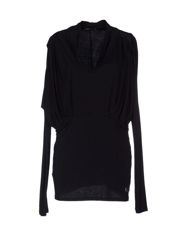 黑色 LIU •JO JEANS T-shirt