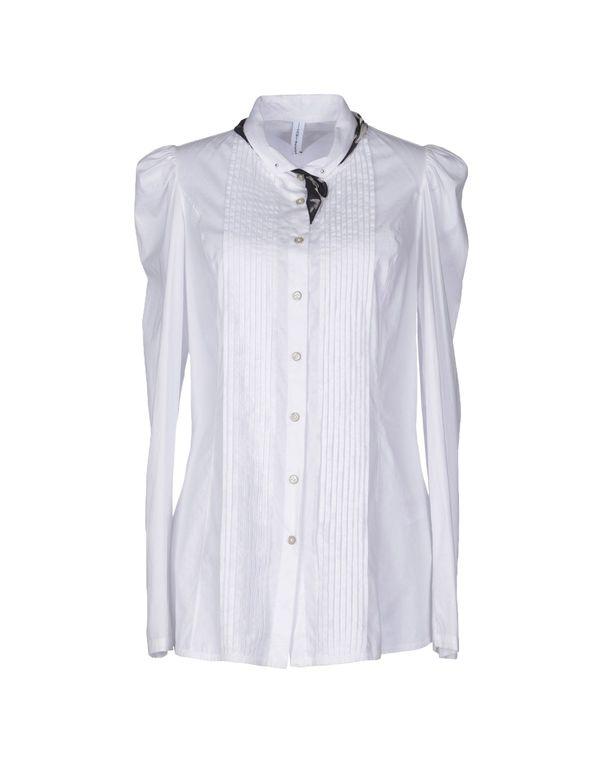 白色 HIGH Shirt
