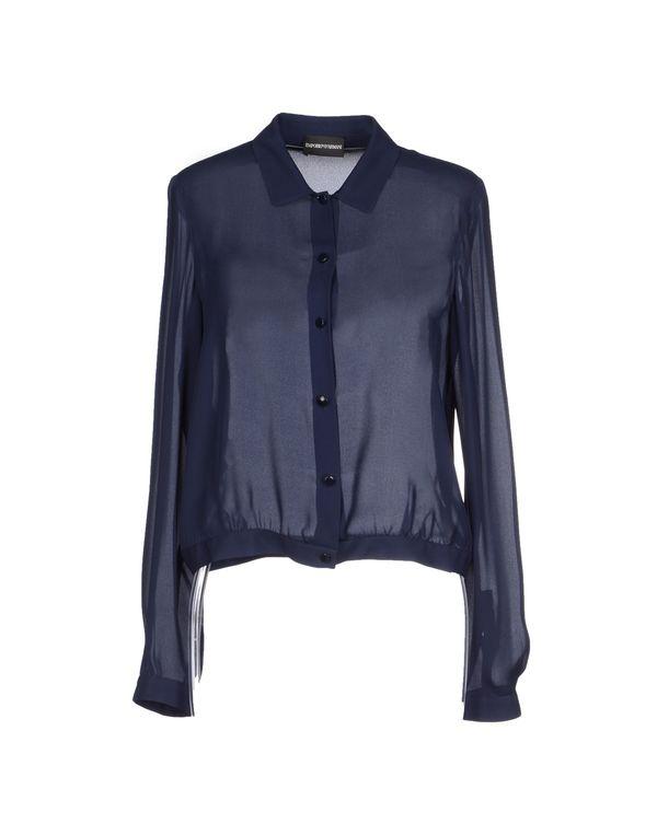 深藏青 EMPORIO ARMANI Shirt