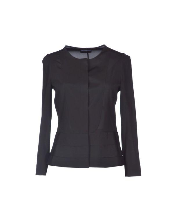 黑色 EMPORIO ARMANI Shirt