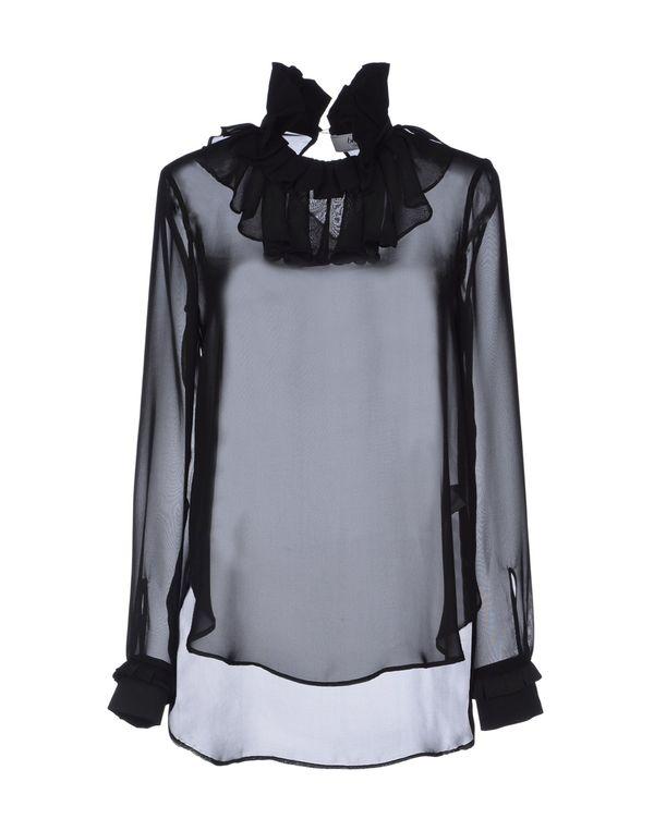 黑色 BLUGIRL BLUMARINE 女士衬衫