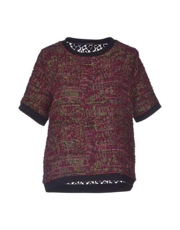 石榴红 ANNARITA N. 女士衬衫