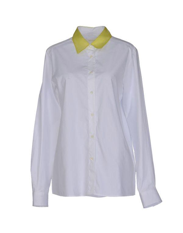 白色 MAURO GRIFONI Shirt
