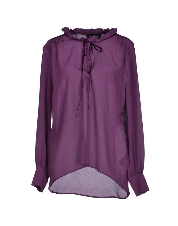 紫色 ADELE FADO 女士衬衫