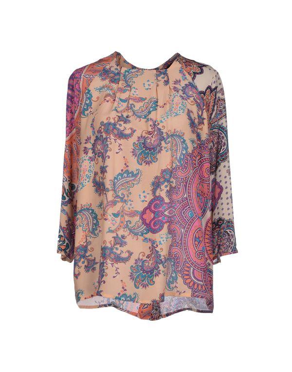 浅粉色 ADELE FADO 女士衬衫