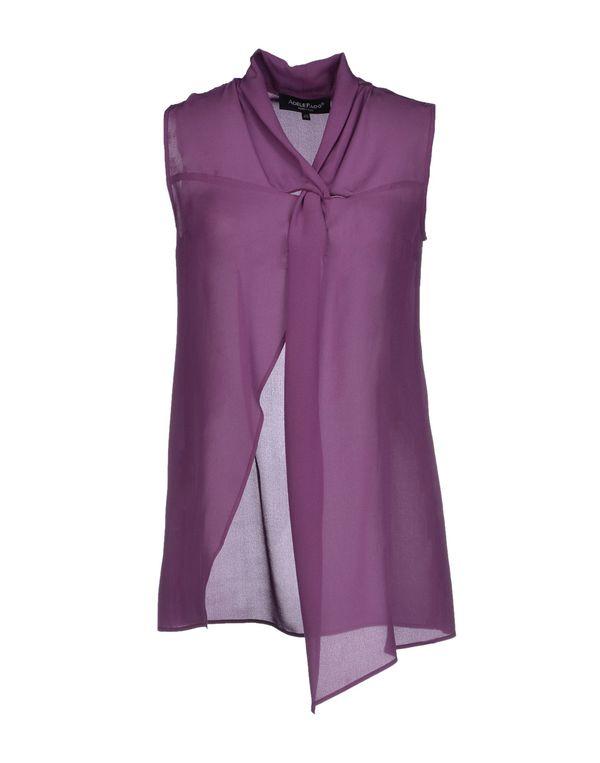 紫色 ADELE FADO 上衣