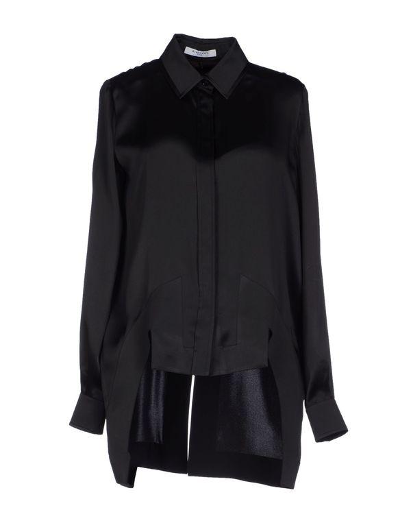 黑色 GIVENCHY Shirt