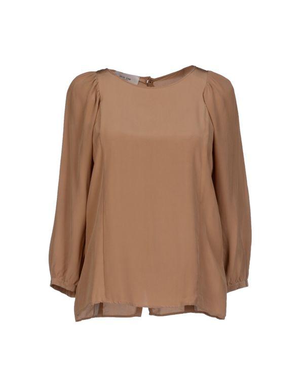 裸色 M.GRIFONI DENIM 女士衬衫