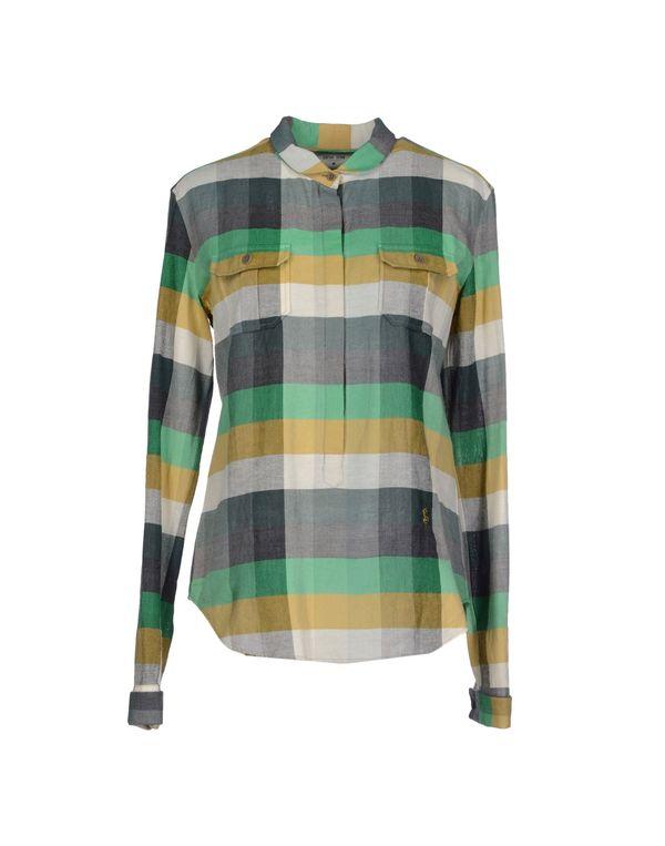 绿色 M.GRIFONI DENIM Shirt