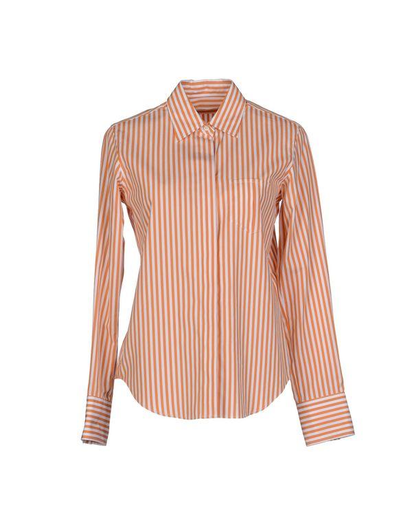 橙色 MAURO GRIFONI Shirt