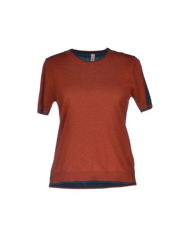 铁锈红 ANTONIO MARRAS 套衫