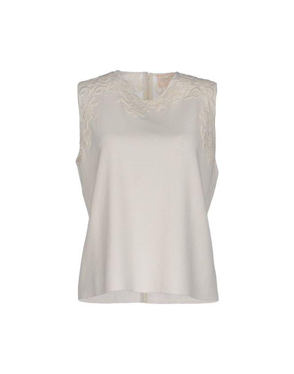 白色 GIAMBATTISTA VALLI 套衫